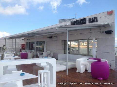 Soltecsl - Paparazzi Playa - Soltec-Sistemas de proteccion solar